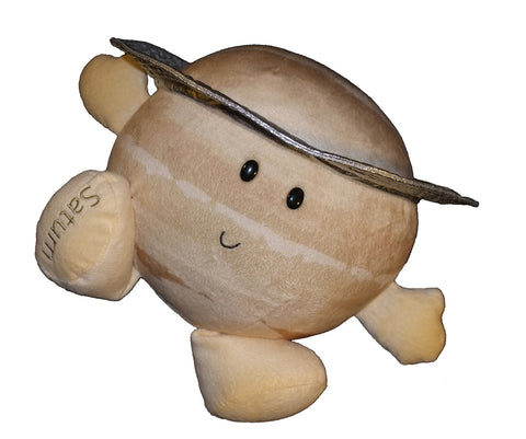 Celestial Buddies Plush Saturn