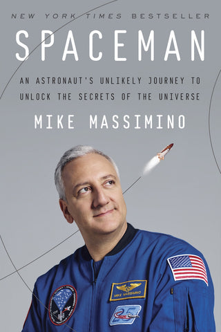 SPACEMAN by Mike Massimino (Hardcover)