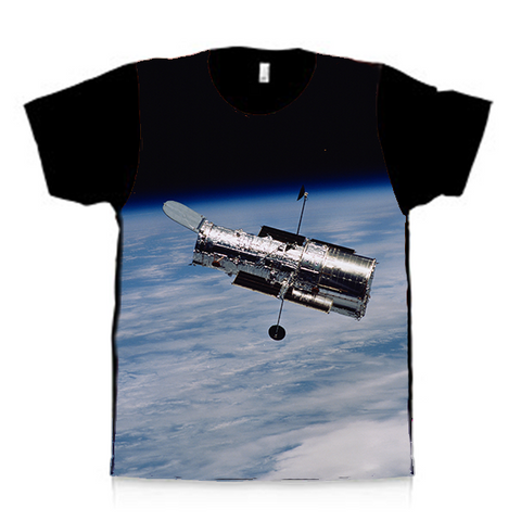 Hubble Space Telescope T-shirt
