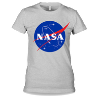 NASA Logo T-shirt - Women's