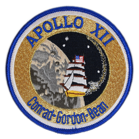 Apollo 12 Official Patch