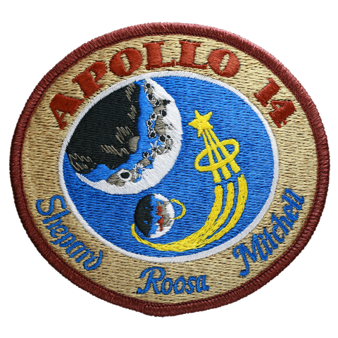 Apollo 14 Official Patch
