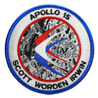 Apollo 15 Official Patch