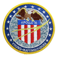 Apollo 16 Official Patch