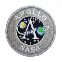 Apollo Program Patch 3""