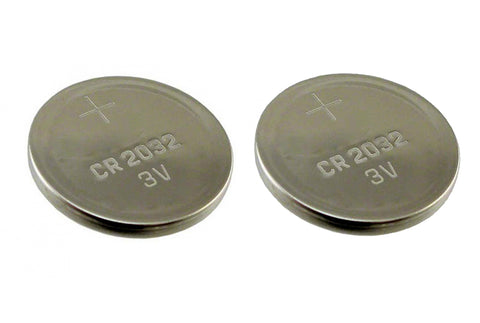 CR2032 Replacement Battery for Red Dot Finders (2 pack)