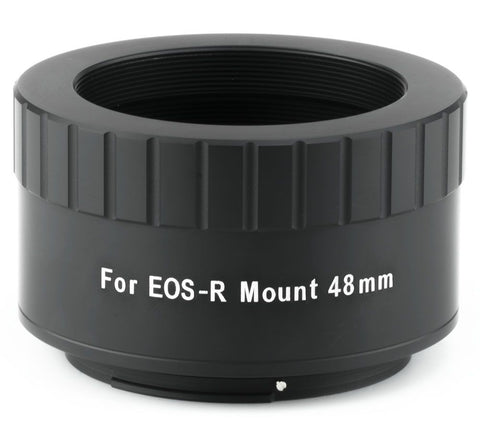 48mm T mount for Canon EOS-R Mirrorless Camera