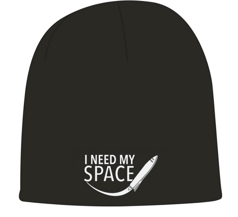 Beanie Hat - I NEED MY SPACE