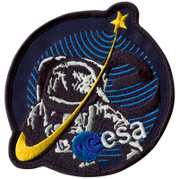European Space Agency Patch