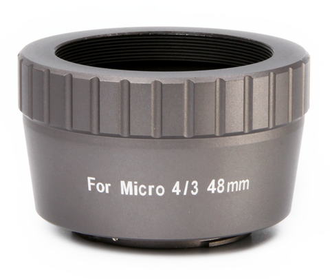 Olympus Micro Four Thirds M48 T-mount