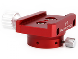 Dec Adapter & Vixen Style Clamp for iOptron Skyguider Pro