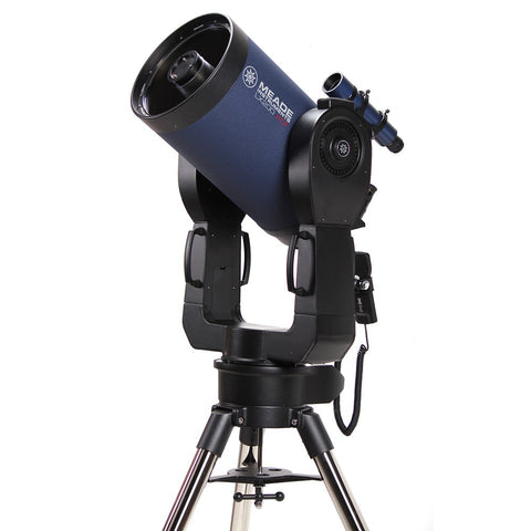 "Meade 10"" f/10 LX200-ACF w/UHTC Fork Mount and Standard Field Tripod"