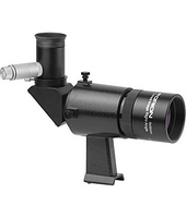 Orion 9x50 Illuminated Finder Scope, Right Angle, Correct Image (RACI)