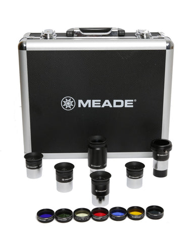 "Meade Series 4000 1.25"" Plössl Eyepiece and Filter Set"