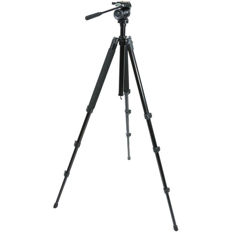 TrailSeeker Fluid Pan Tripod