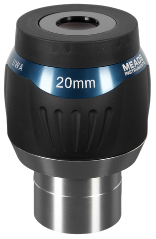 "Meade Ultra Wide Angle 20mm Eyepiece (2"") Waterproof"