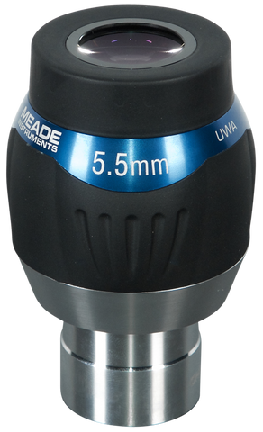 "Meade Ultra Wide Angle 5.5mm Eyepiece (1.25"") Waterproof"
