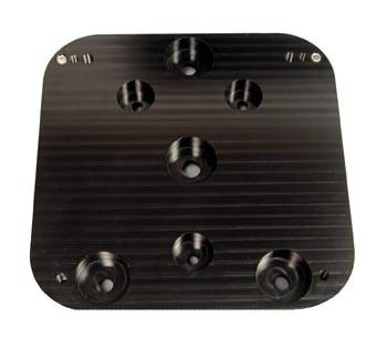 Paramount ME/ME II/MX Wedge to Pier Adaptor Plate - Heavy