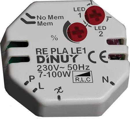 TRYCKDIMMER LED 4-100W 12MM