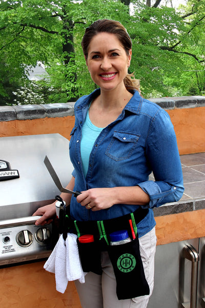 Handy Helper Grilling & Barbecuing Tool Belt