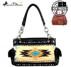 Montana West Aztec Concealed Handgun Collection Handbag