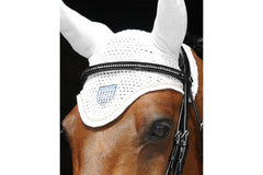 Passier Patent Leather Browband with Strass Crystals