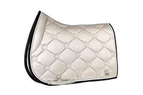 PS of Sweden Prosecco Monogram Jump Saddle Pad
