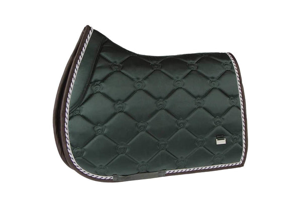 PS of Sweden Emerald Monogram Jump Saddle Pad