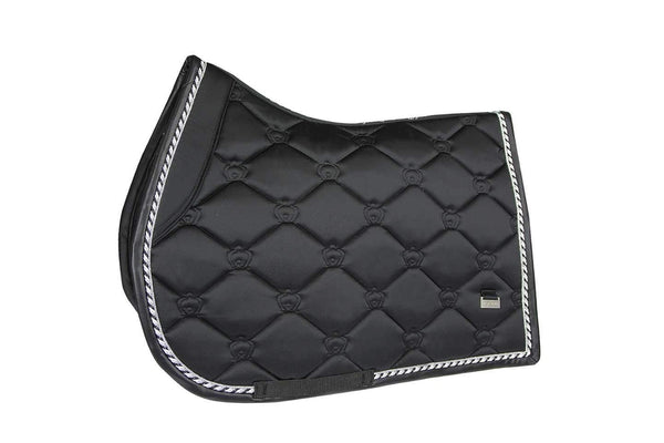 PS of Sweden Onyx Monogram Jump Saddle Pad
