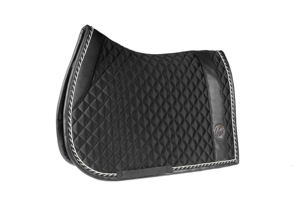 PS of Sweden Onyx Stripe Jump Saddle Pad