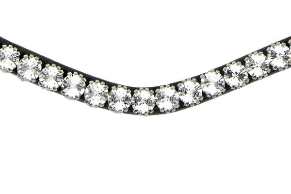 PS of Sweden Browband Sleek Crystal
