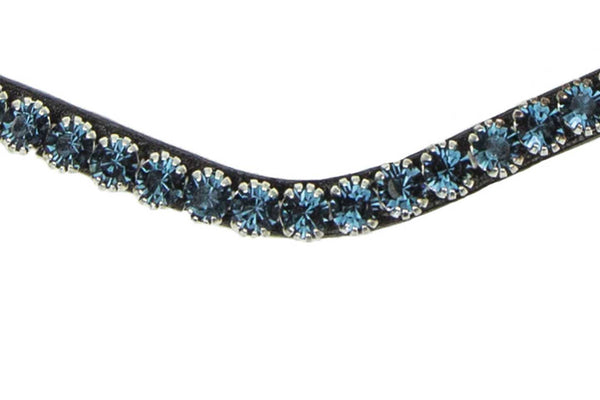 PS of Sweden Browband Sleek Deep Sapphire