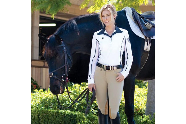 Romfh International Knee Patch Breeches