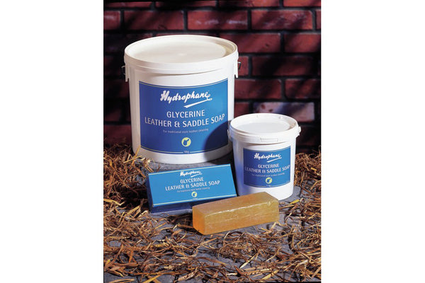 Hydrophane™ Glycerin Saddle Soap