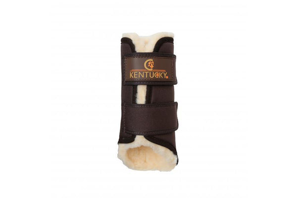 Kentucky Horsewear Turnout Boots Solimbra Front