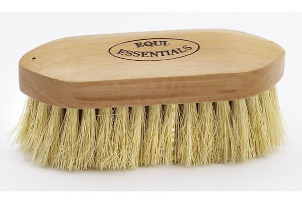 Equi-Essentials Wood Back Dandy Brush with Tampico Bristles
