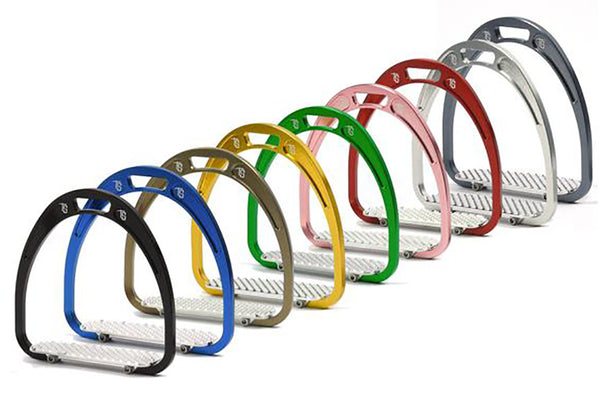 Tech Stirrups Rome Racing Stirrup