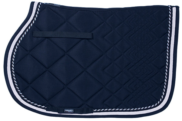 CATAGO Diamond All Purpose Saddle Pad Navy