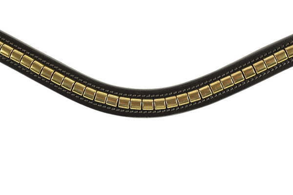 PS of Sweden Browband Gold Klincher