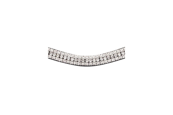 Montar Curved Passion All White Browband