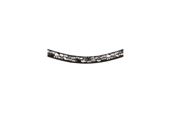Montar Moonrock Clear/Black/Jet Browband