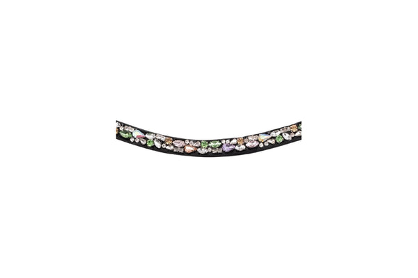 Montar Moonrock Clear/Green/Rosé Browband