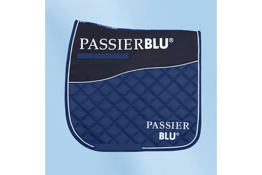 Passier Blu Dressage Saddle Cloth
