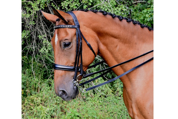 KL Select Cadence Weymouth Bridle