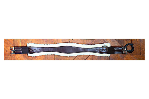 Kentucky Horsewear Sheepskin Hunter Girth