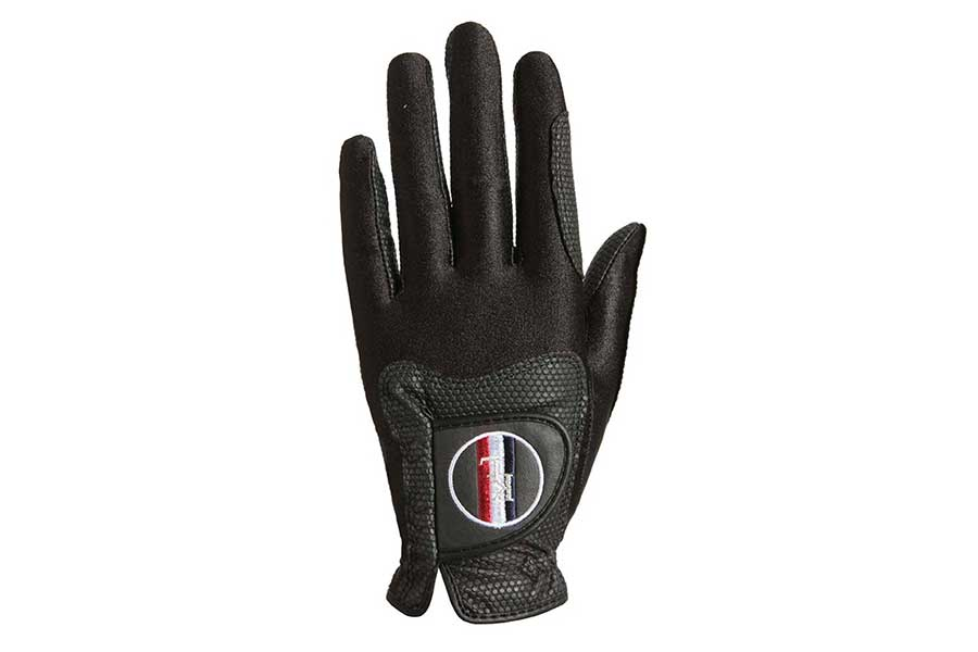 Kingsland Classic Riding Gloves Unisex Black