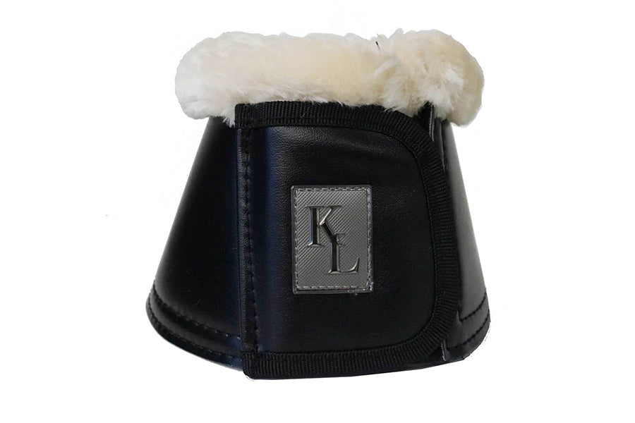 Kingsland Classic Bell Boots with Fur