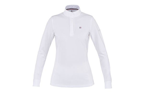 Kingsland Ladies Classic Longsleeved Showshirt