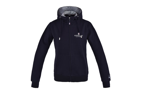 Kingsland Classic Sweat Hooded Unisex Jacket