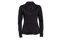 Montar Black Competition Jacket With Black Stones
